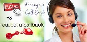 Arrange a Call Back for your Wedding photography