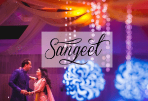 sangeet wedding photography