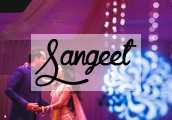 sangeet wedding velvet