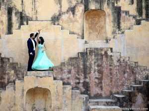 Esha & Peeyush's Pre Wedding | Wedding Velvet |