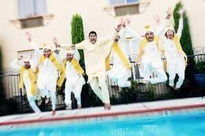 Wedding Velvet Pool Party (10)