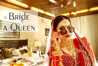 Bride a Queen